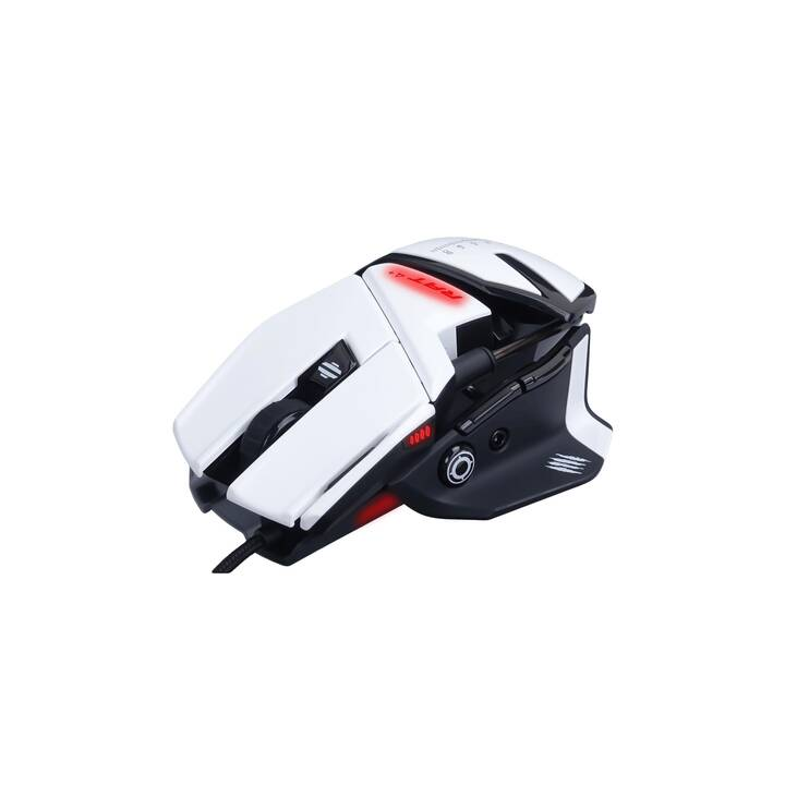 MAD CATZ R.A.T. 4+ Mouse (Cavo, Gaming)