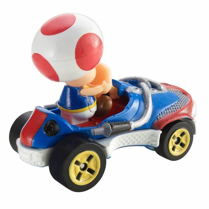 HOT WHEELS Mario Cart Toad 1:64 Automobile