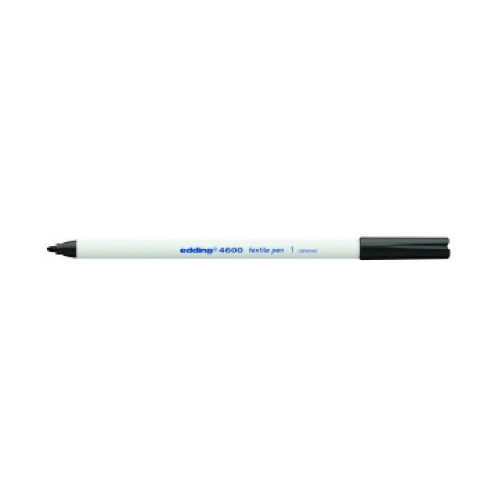 T-Shirt-Pen 4600 EDDING noir