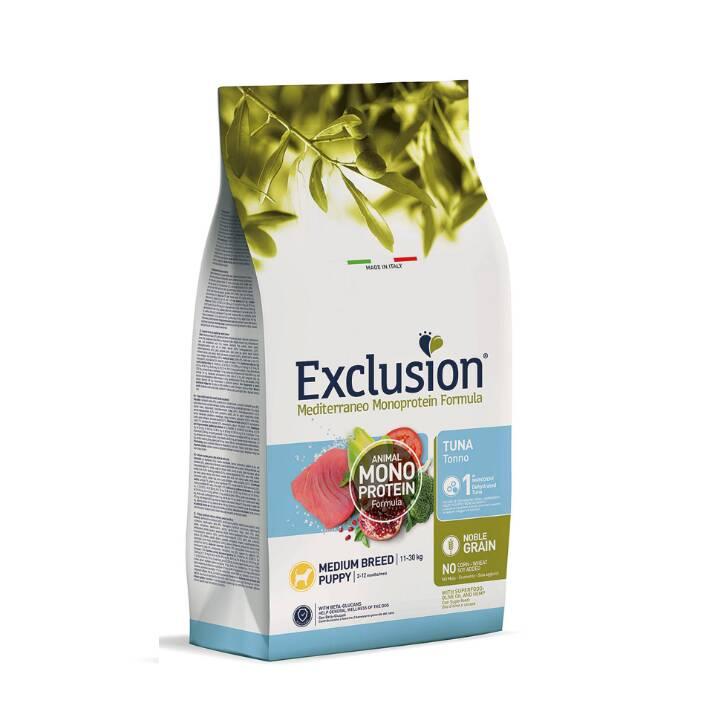 EXCLUSION Alimentation sèche (Junior)