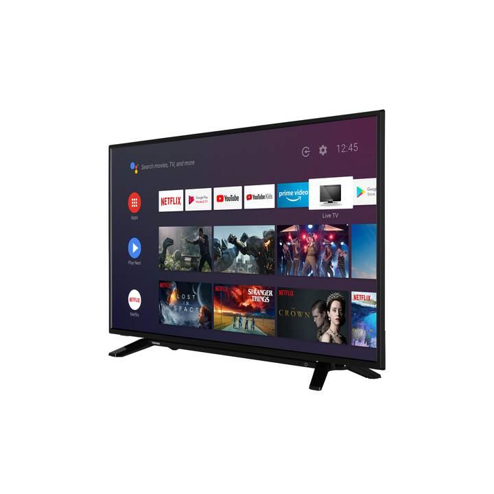 "TOSHIBA 43UA2063DG (43"", LCD, Ultra HD - 4K)"