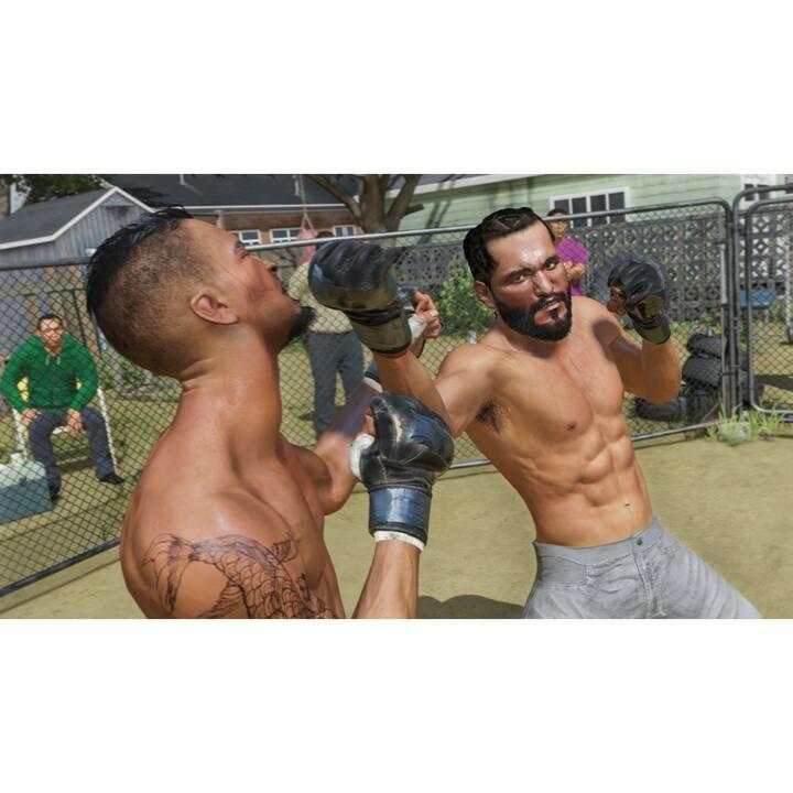 UFC 4 (IT, DE, FR)