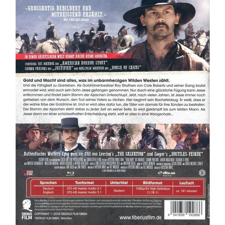 Dead Men - Das Gold der Apachen (DE, EN)