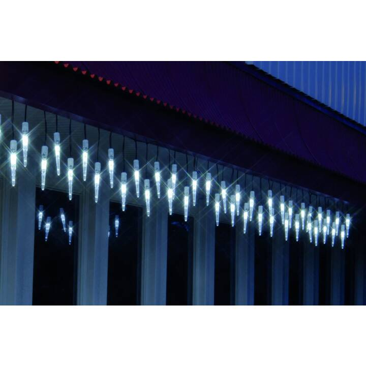 STAR TRADING LED Lichterkette Icicle (400 mm)
