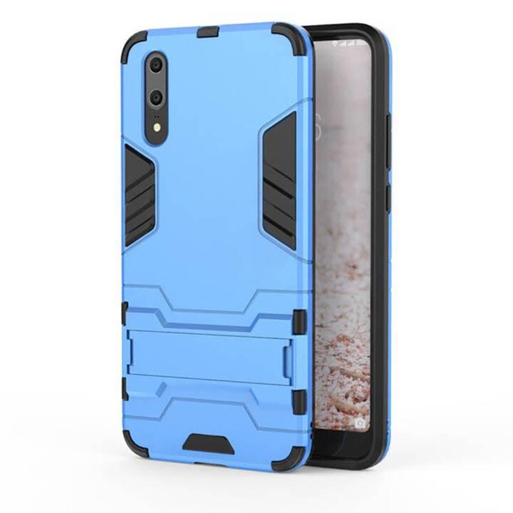 EG Mornrise Backcover pour Huawei P20 Lite - Bleu clair