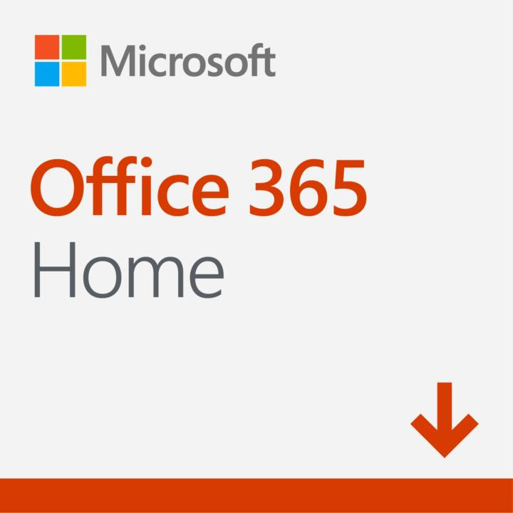 MICROSOFT Office 365 Home (Licence, Allemand)