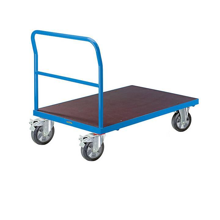 EUROKRAFT Wagon plat (1000 kg)