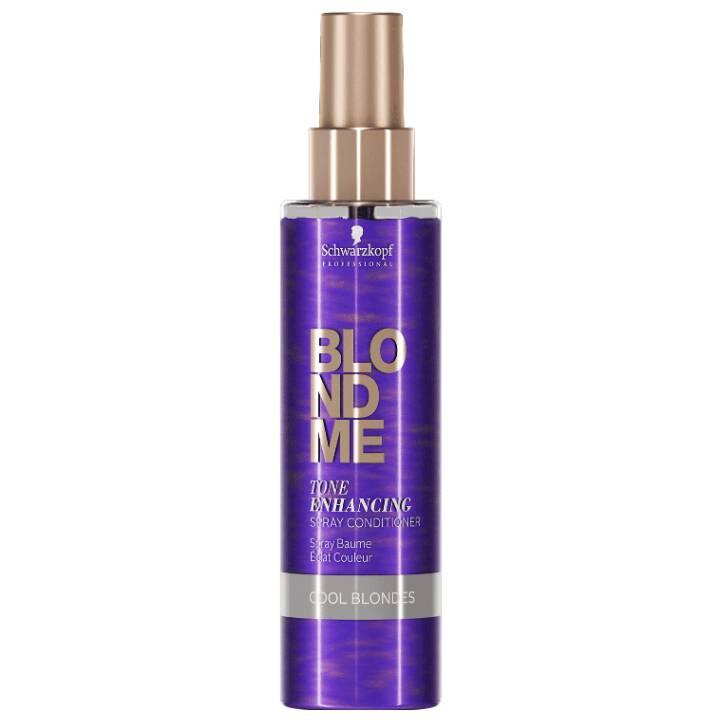 SCHWARZKOPF Cool Blondes Tone Enhancing Spray Maschera (150 ml)