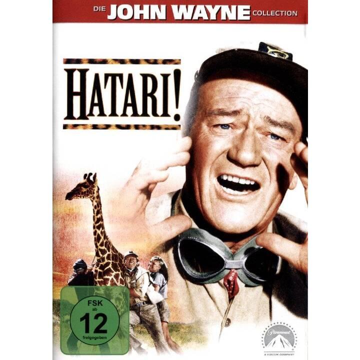 Hatari! (IT, ES, EN, DE, FR)