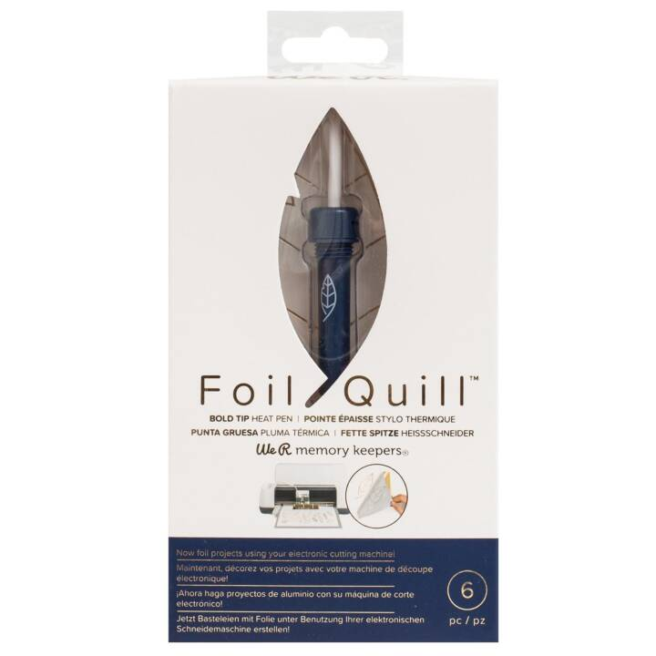 WE R MEMORY KEEPERS Jeu d'outils Foil Quill