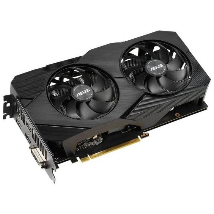 ASUS 90YV0D14-M0NA00 Nvidia GeForce GTX 1660 (6 GB, Gaming)