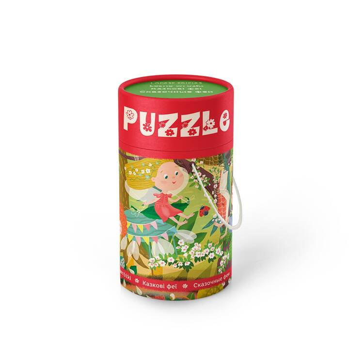 DODO Waldfeen  Puzzle ( x 120 x)