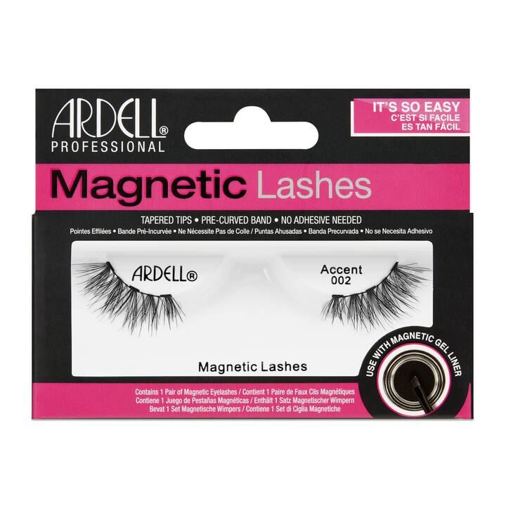 ARDELL Magnetic Strip Lash Single - Accent 002 (2 Stück)