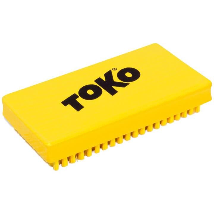 TOKO Wax-Equipment Polishing Brush Liquid Paraffin