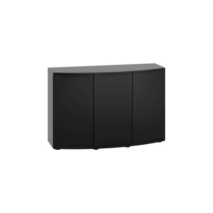 JUWEL Meuble de soutien d'aquarium SBX Vision 260 (121 cm x 80 cm x 46 cm, Noir)