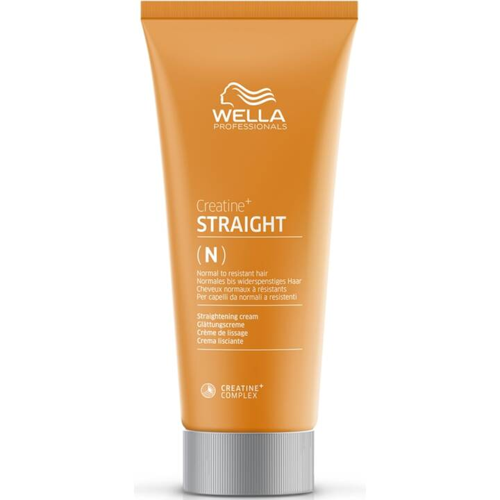 WELLA Creatine+ Straight N Haartagescreme (200 ml)