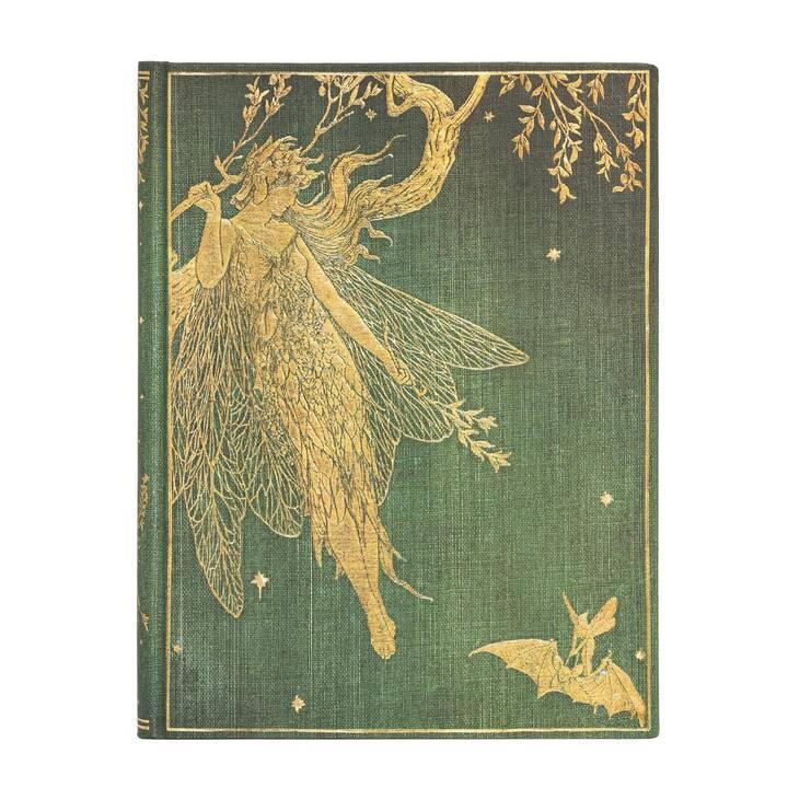 PAPERBLANKS Taccuini Olive Fairy (B5, Rigato)