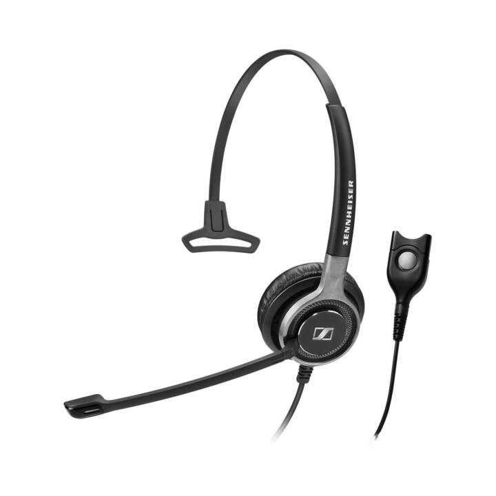 SENNHEISER Auricolare On-Ear SC 630 nero