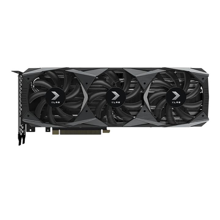 PNY VCG20708STFMPB-O Nvidia GeForce RTX 2070 (8 Go, Gaming)