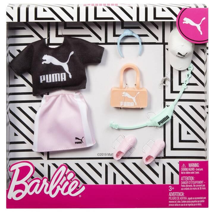 BARBIE Fashions Habits de poupée (Noir, Rose)