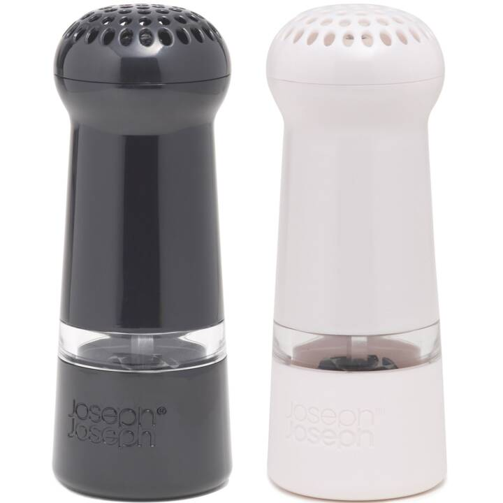 JOSEPH JOSEPH JOSEPH Milly Salt/pepper Mill bianco/nero