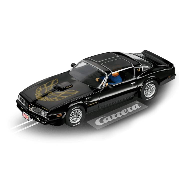 CARRERA D132 Pontiac Firebird Trans AM