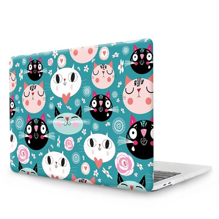 """EG MTT Housse pour MacBook 12"""" Retina - Cartoon Cats"""