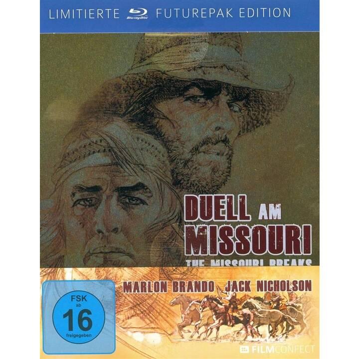 Duell am Missouri - The Missouri Breaks (DE, EN)