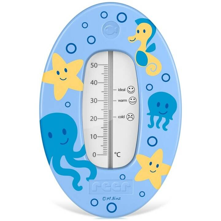 REER Thermomètre de bain