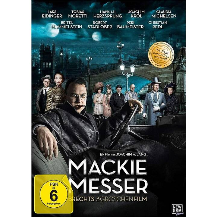 Mackie Messer - Brechts Dreigroschenfilm (DE)