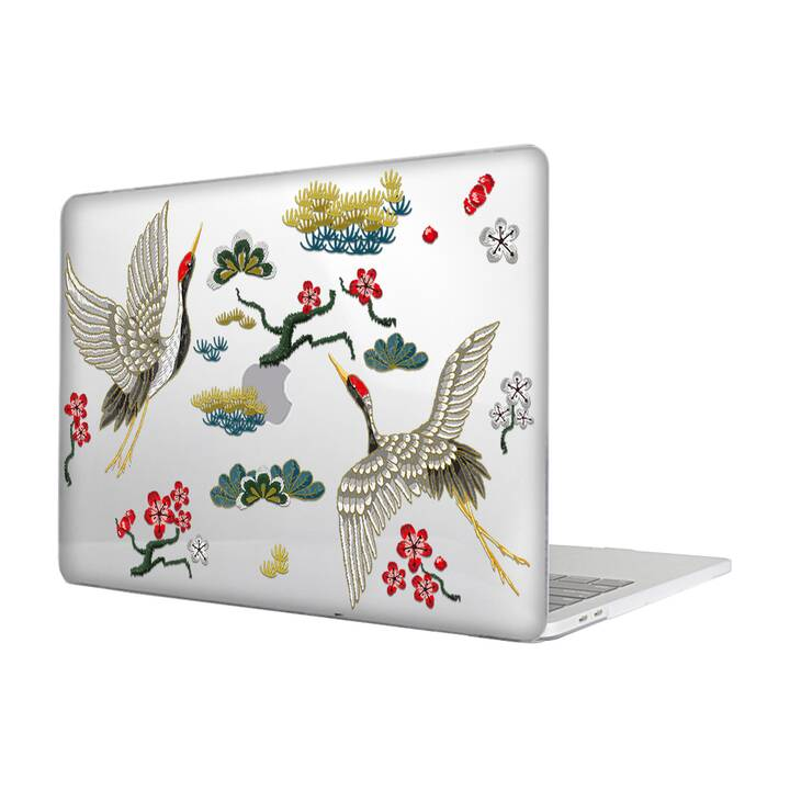 "EG MTT Hülle für Macbook Air 13"" (2018) - Stickerei"