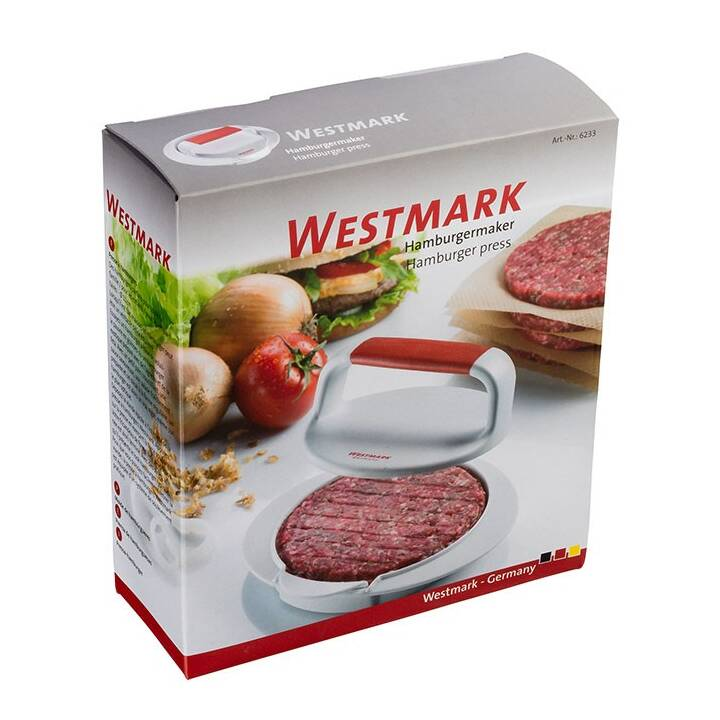 WESTMARK Burgerpresse (15 cm)