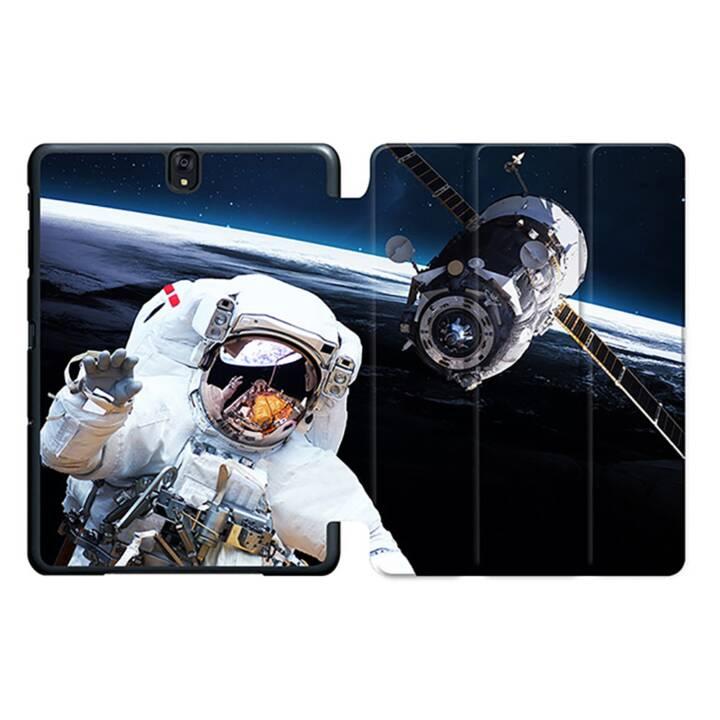 "EG MTT Tablet Bag con coperchio pieghevole Smart per Samsung Galaxy Tab S3 9.7"" MTT - Astronauta"