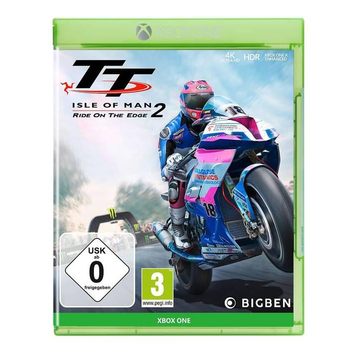 TT Isle of Man - Ride on The Edge 2 (IT, DE, EN, FR)
