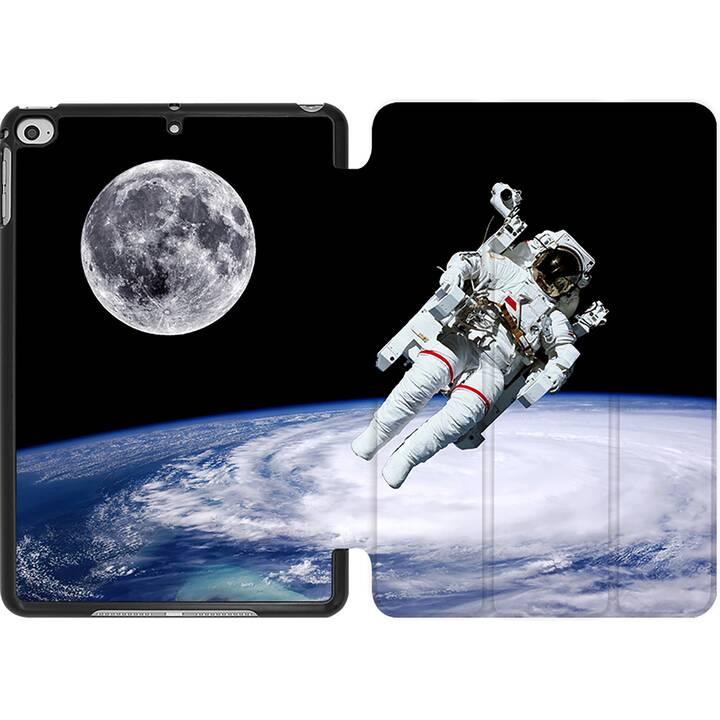 EG MTT Coque pour iPad Mini 4 (2015) et Mini 5 (2019) - astronaute