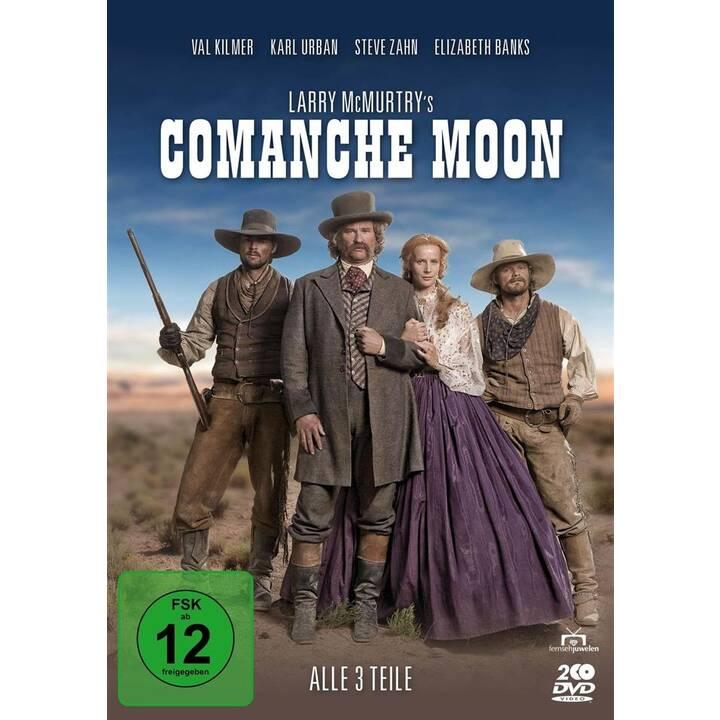 Comanche Moon - Alle 3 Teile (DE, EN)