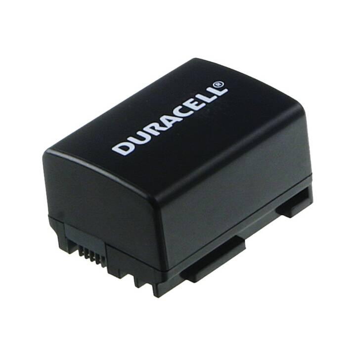 DURACELL BP-808 agli ioni di litio per videocamera, 900 mAh