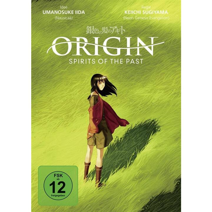 Origin - Spirits of the Past (DE, JA)