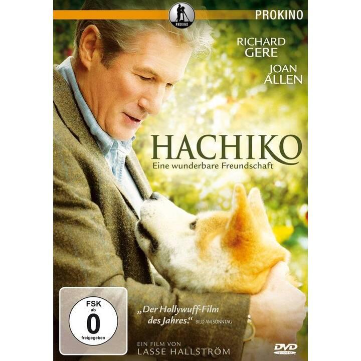 Hachiko - Eine wunderbare Freundschaft (DE, EN)