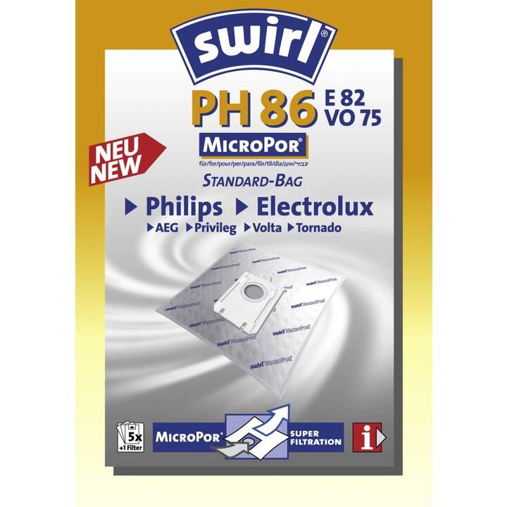 SWIRL PH86 / E82 MicroPor