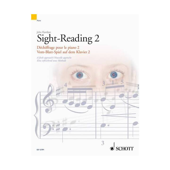 Piano Sight-Reading 2