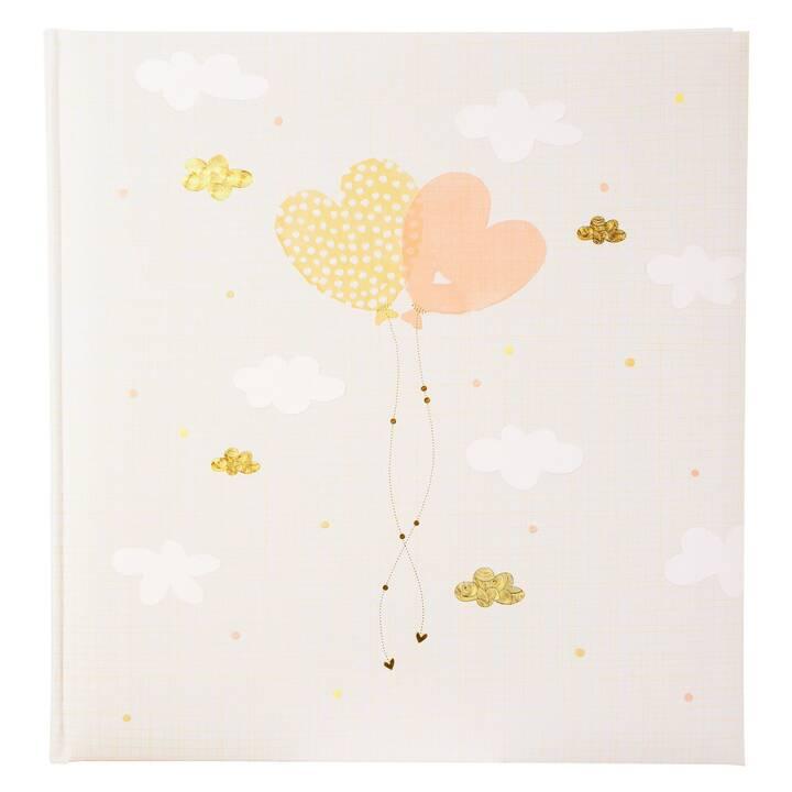 GOLDBUCH Ballooning Heart Album fotografico (Multicolore)