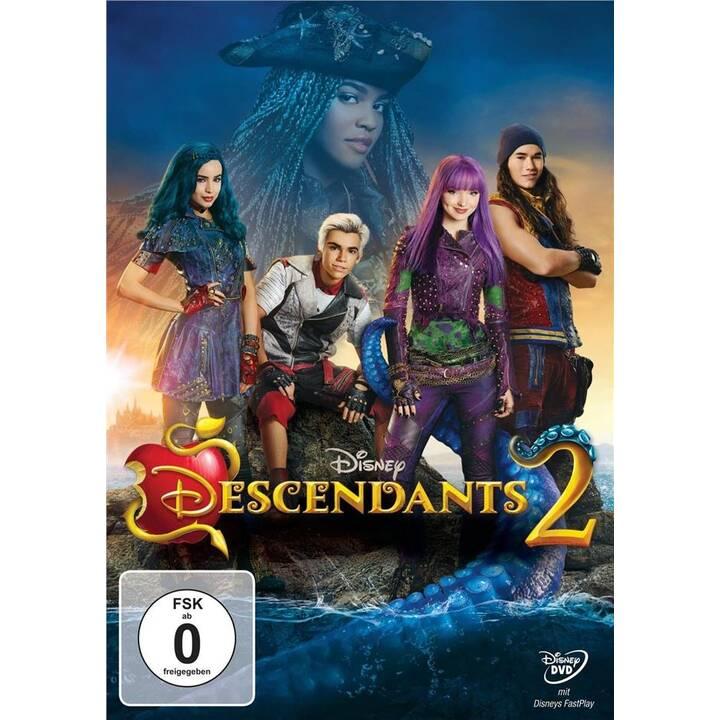 Descendants 2 (IT, PL, ES, DE, EN, FR)
