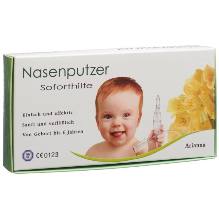 ARIANNA Baby Nasensauger