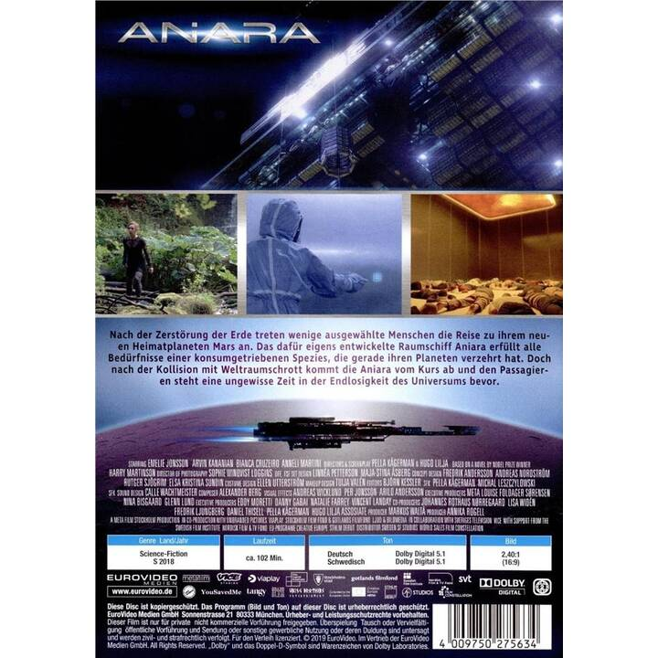 Aniara (DE, SV)
