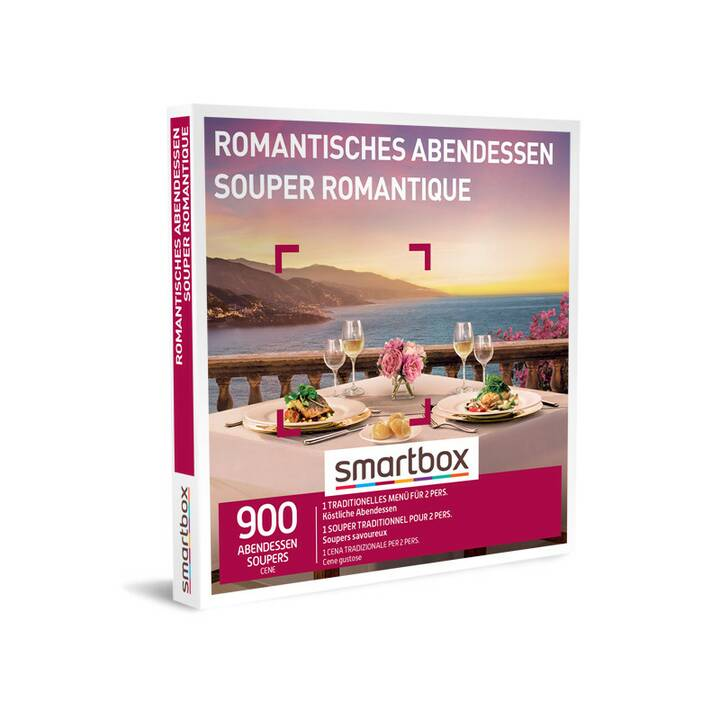 SMARTBOX Romantisches Abendessen