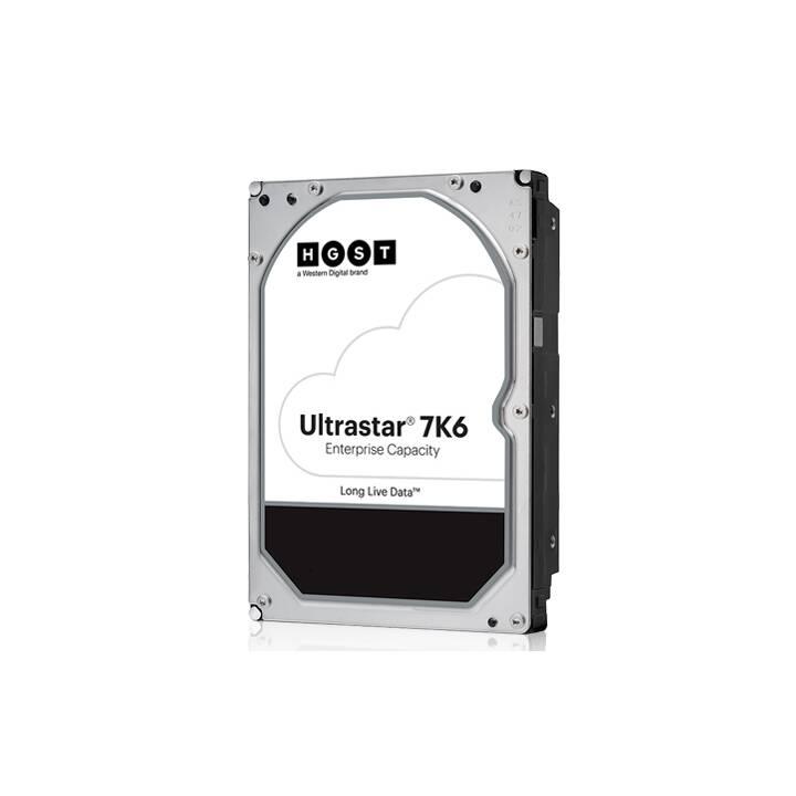 """HGST Ultrastar 7K6 3.5"""", HDD, 6 TB, SAS 12Gb/s"""