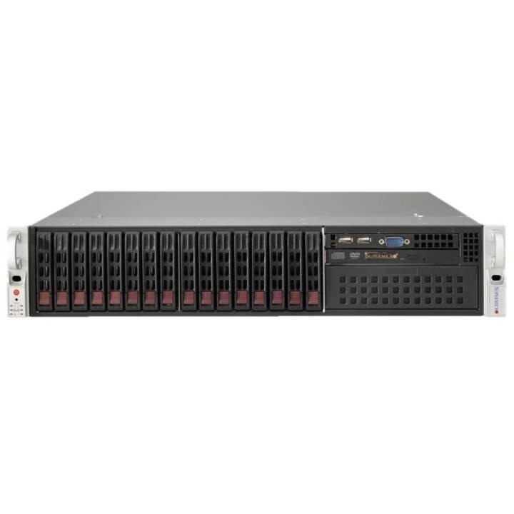 SUPERMICRO 2028R-C1R (Intel C612, 2048.0 GB)