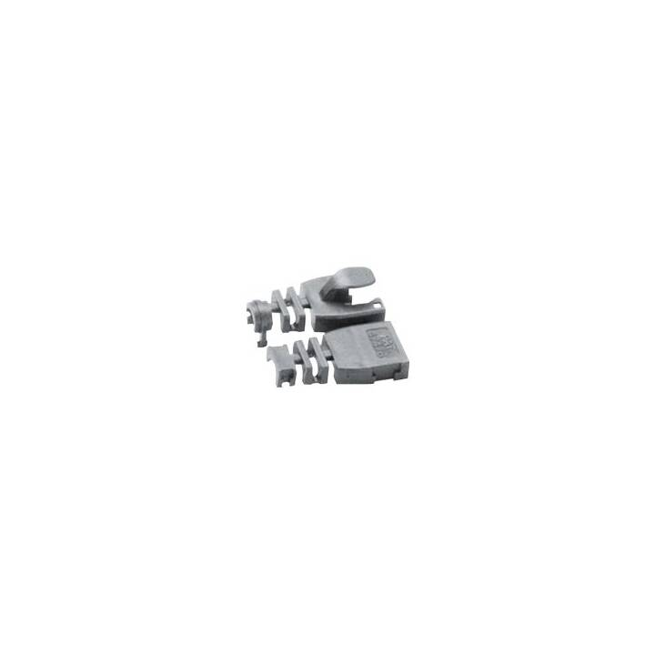Protection de coude de câble LINDY RJ-45, 10 pièces