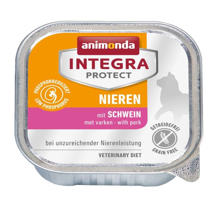 ANIMONDA Integra Protect Nieren (Adulto, 100 g, Maiale)
